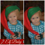 Elf Baby — Almost Wednesday, Wordless Wednesday With Linky