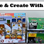 Inspire And Create With K'NEX