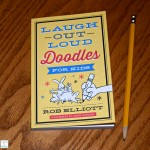 Laugh Out Loud Doodles For Kids Book ($10 Family Christian GC Giveaway)