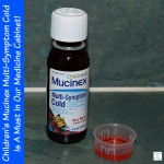 Children's Mucinex Multi-Symptom Cold Gives Children Relief #ChildrensMucinex