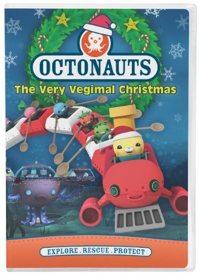 octonauts Christmas