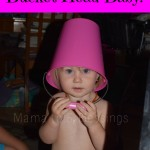 Bucket Head Baby Almost Wordless Wednesday With Linky