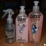 Clean, Soften And Shine With Cheer Chics Product Line!