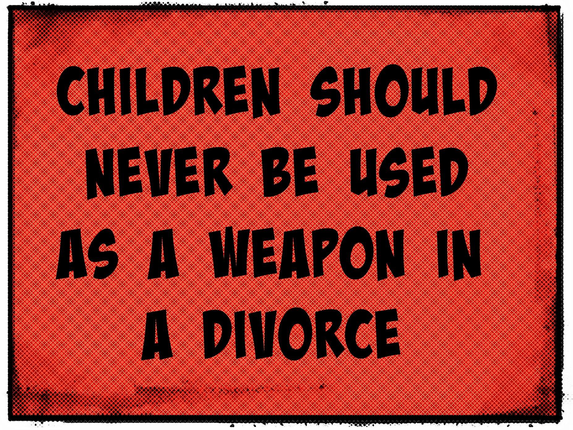 children divorce image
