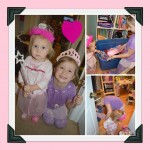 Sister's Glamorizing – Almost Wordless Wednesday With Linky