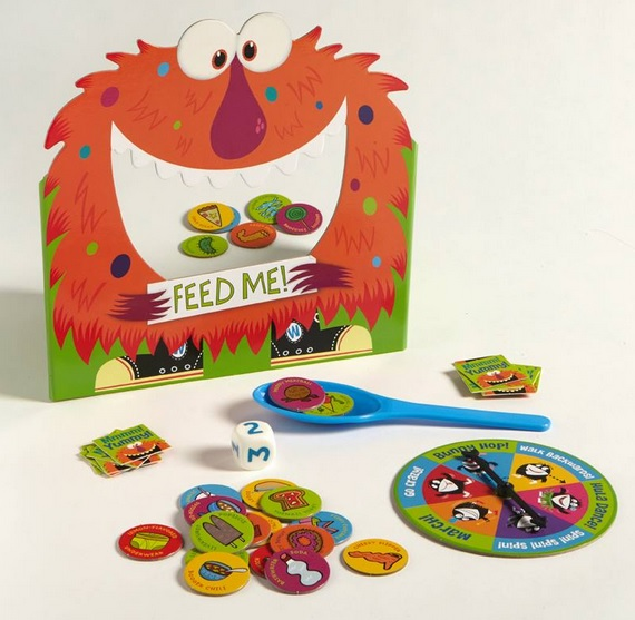peaceable kingdom feed woozle