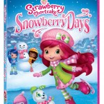 Strawberry Shortcake Snowberry Days Coloring Page + Giveaway #SnowberryDays