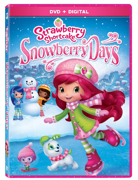 strawberry shortcake snowberry