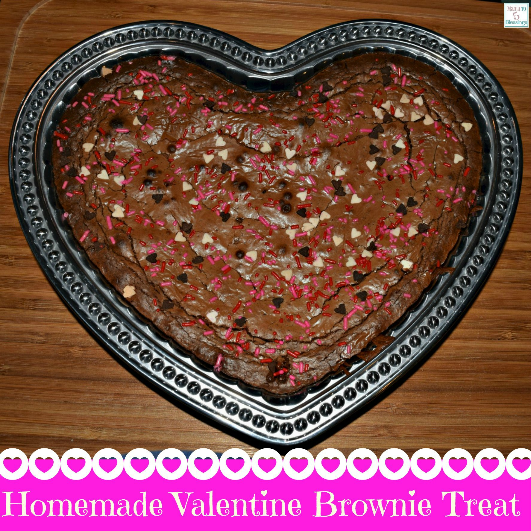 homemade valentine treat a