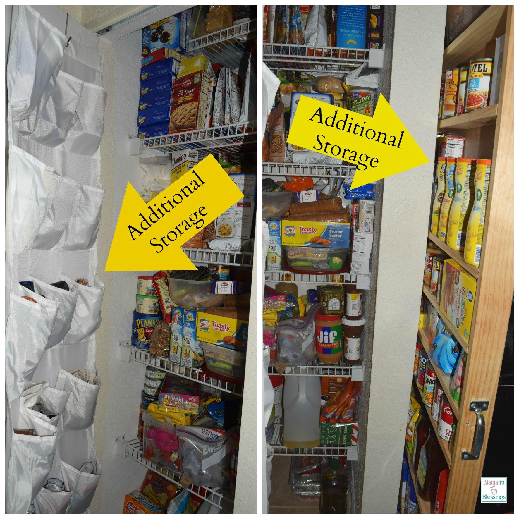 pantry storage a