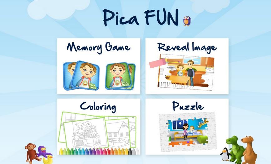 pica preschool fun