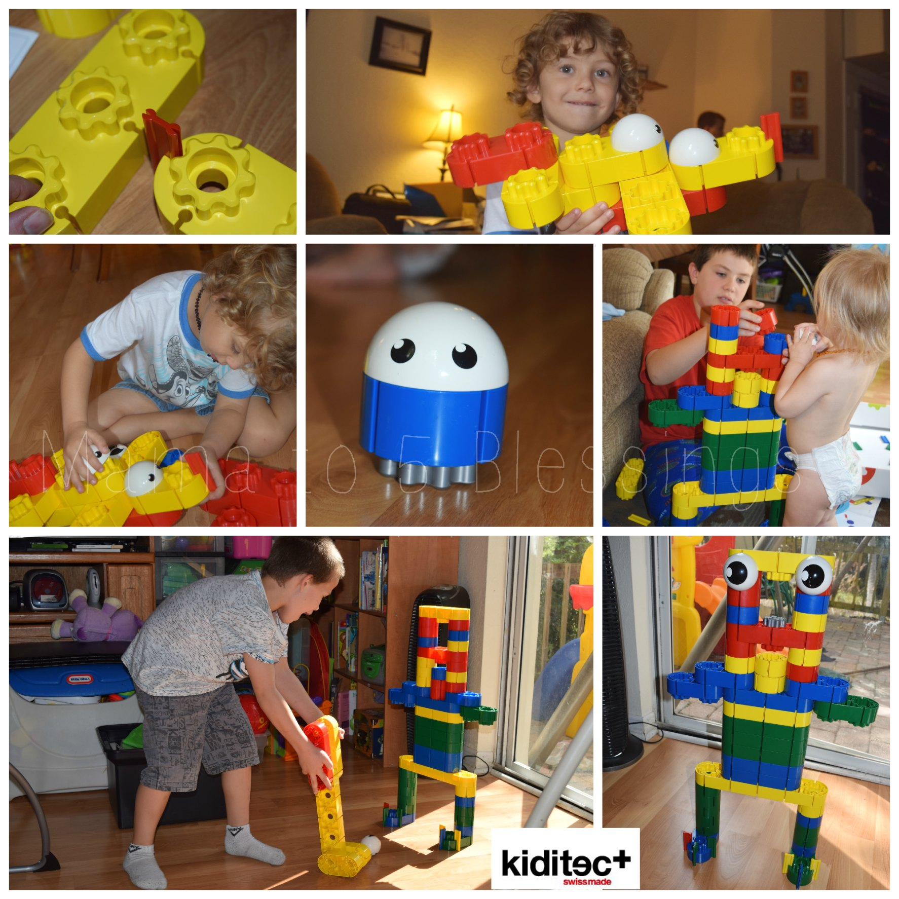 kiditec collage