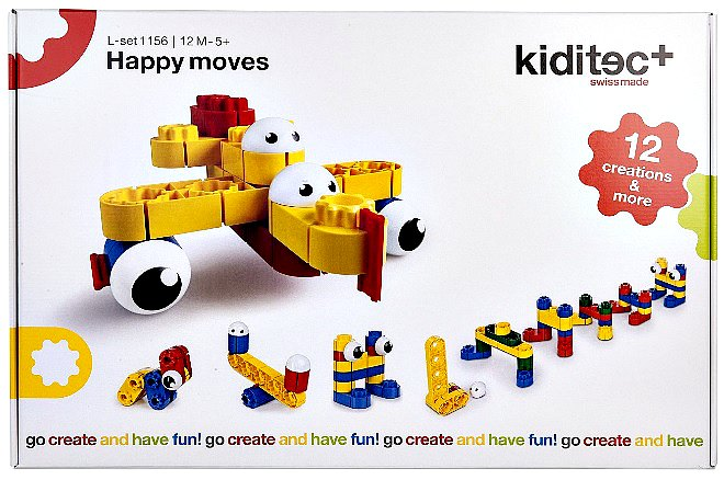 kiditec happy moves a
