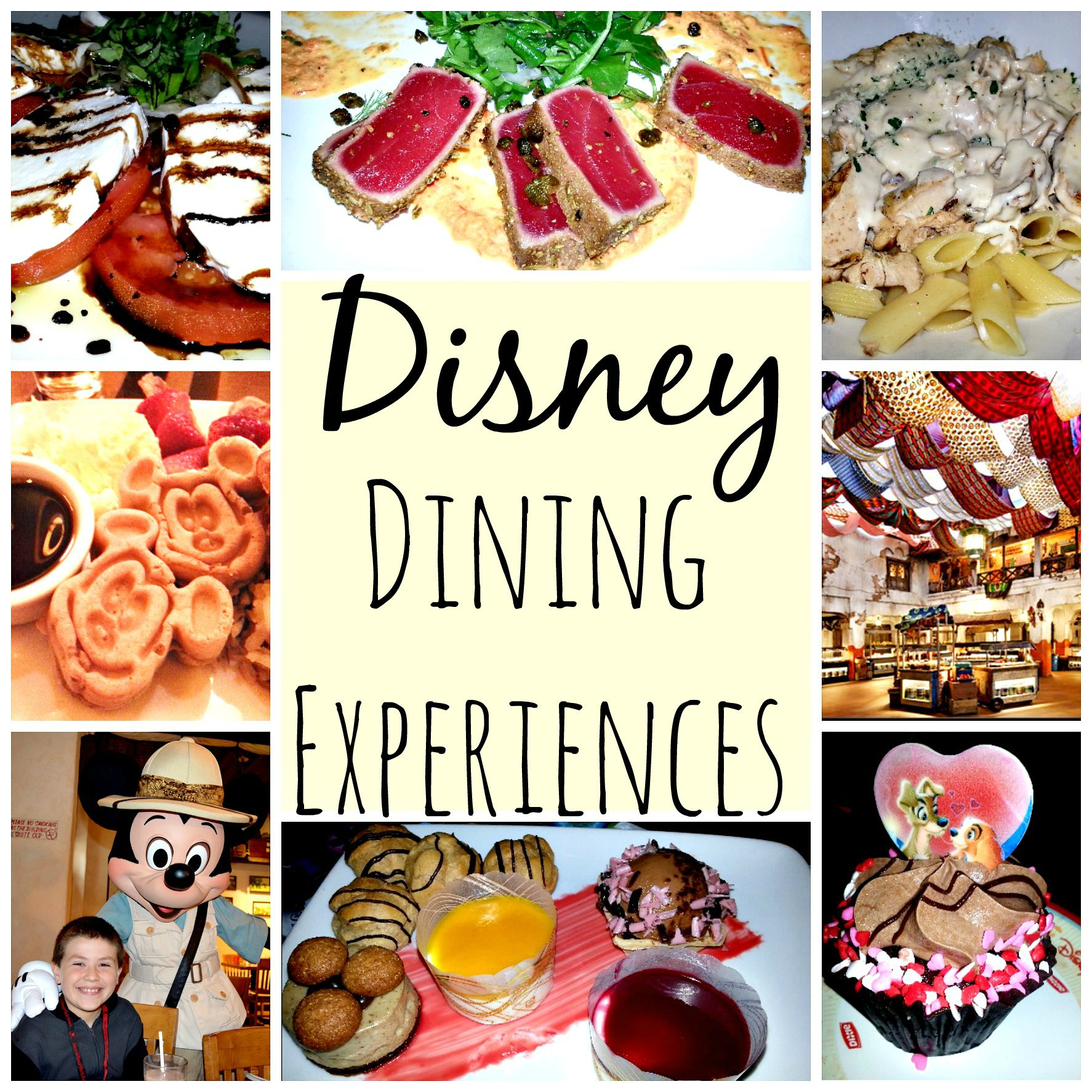Disney dining main a