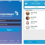 Keep Your Medical Records With You At All Times With The FootprintID App