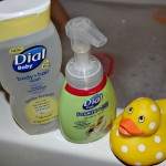 Keeping Kids Clean From Head To Toe With Dial Kids (Giveaway)