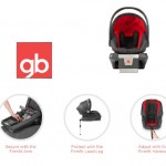#GBTravelSafe With The Asana35 AP Car Seat / Enter to win The Asana35 AP Car Seat  or $500