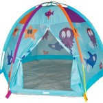 Camping In Our Living Room With Our Pacific Play Tents (Giveaway)