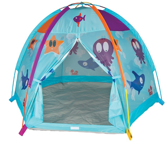 pacific play tents stock