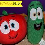 VeggieTales Larry and Bob Plush Toys
