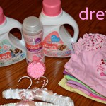 Dreft, Is The Only Laundry Detergent For Newborns & Growing Babies #Amazinghood  (Giveaway)