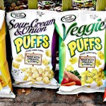 Sensible Snacks With Sensible Portion Puffs #SensiblePortionsPuffs + Giveaway