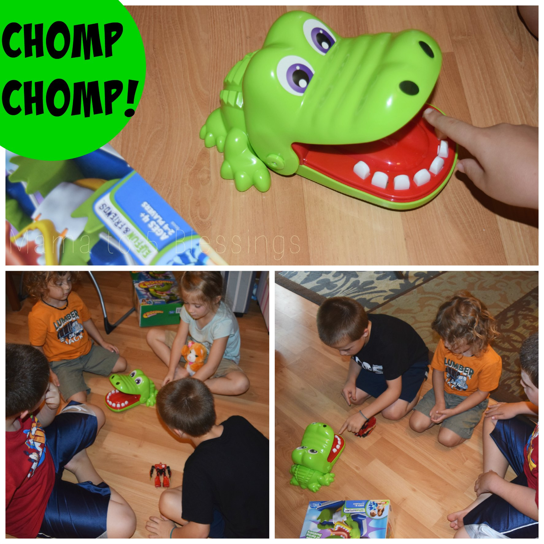 hasboro crocodile dentist
