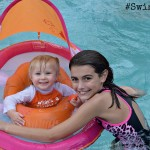 Baby Safety With #SwimWays Baby Spring Float Giveaway