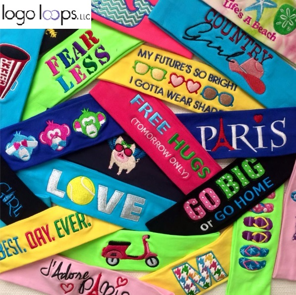 logo loops stock