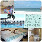 A Florida Fun Filled Relaxing Getaway @ Bay Palms Waterfront Resort #SSLBloggerRoadTrip