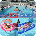 Summer Pool Time Fun N' Play With SwimWays #IC #SwimWays
