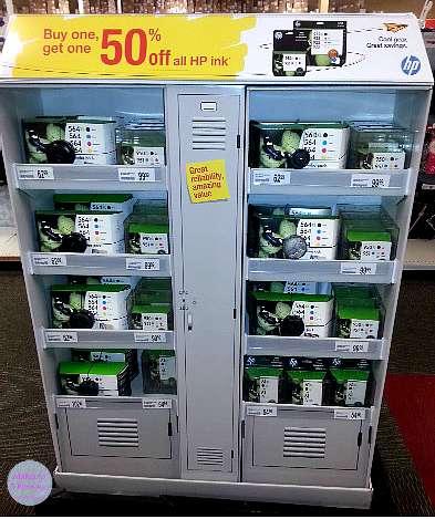 HP locker a