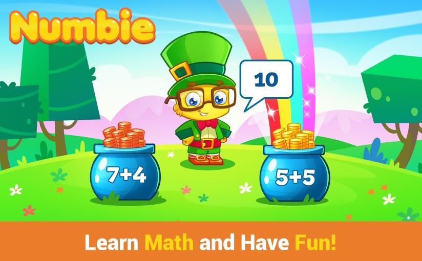 numbie math