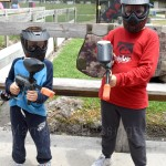 Ready, Aim, Splat! #Paintball (Almost) Wordless Wednesday With Linky