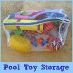 How To Store Pool Toys When Not In Use