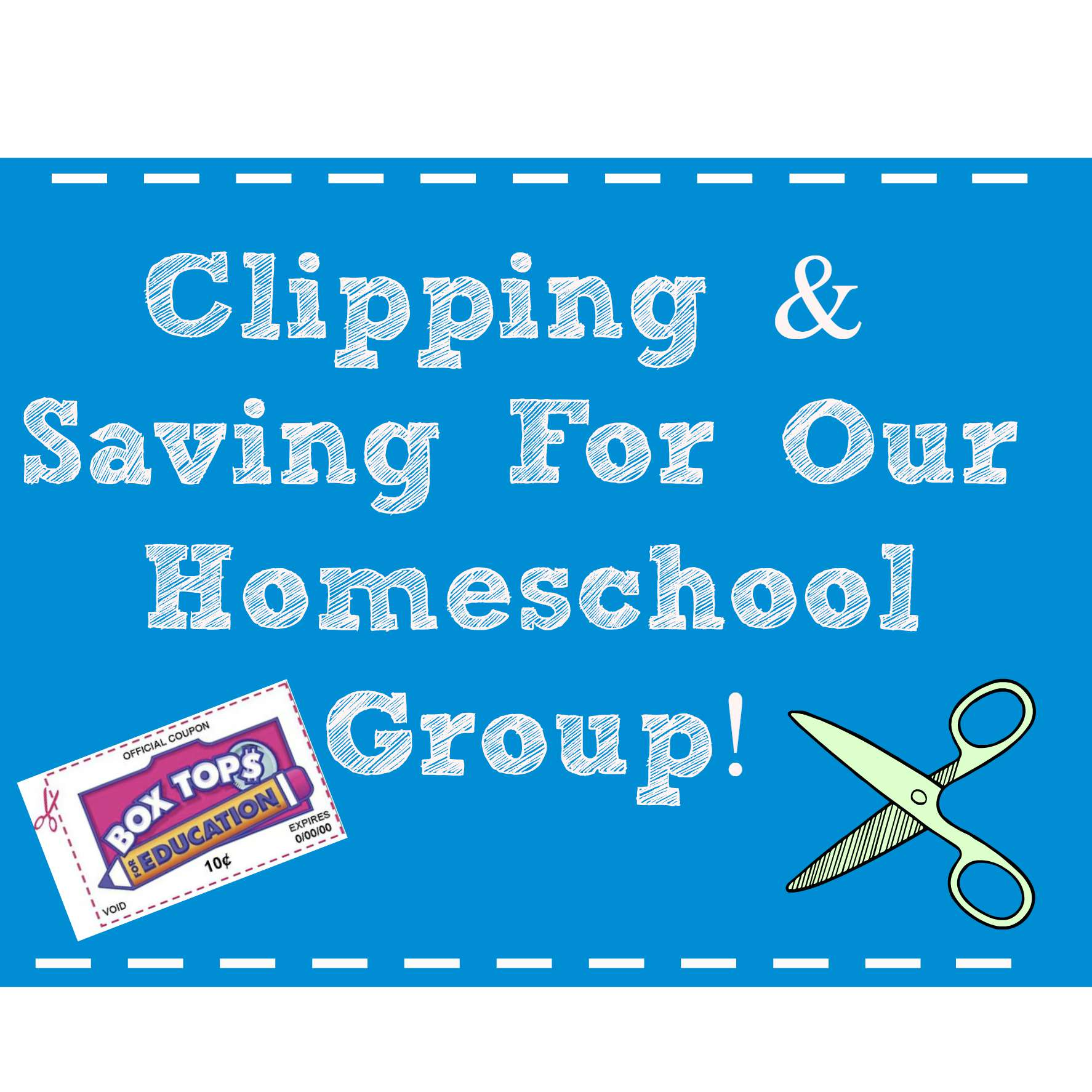 box tops for homeschool