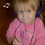 Jamming Baby (Almost) Wednesday – Wordless Wednesday With Linky