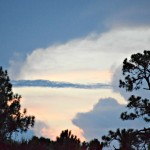 Beautiful Florida Morning Sky (Almost) Wordless Wednesday With Linky