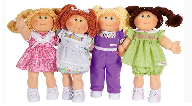 1980's cabbage patch kids, Toys, Girls, Dolls, Vintage