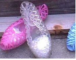 1980's jelly shoes, Shoes, Vintage, Fashion