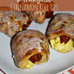 Family Weekend Breakfast With #Pillsbury Cinnamon Rolls