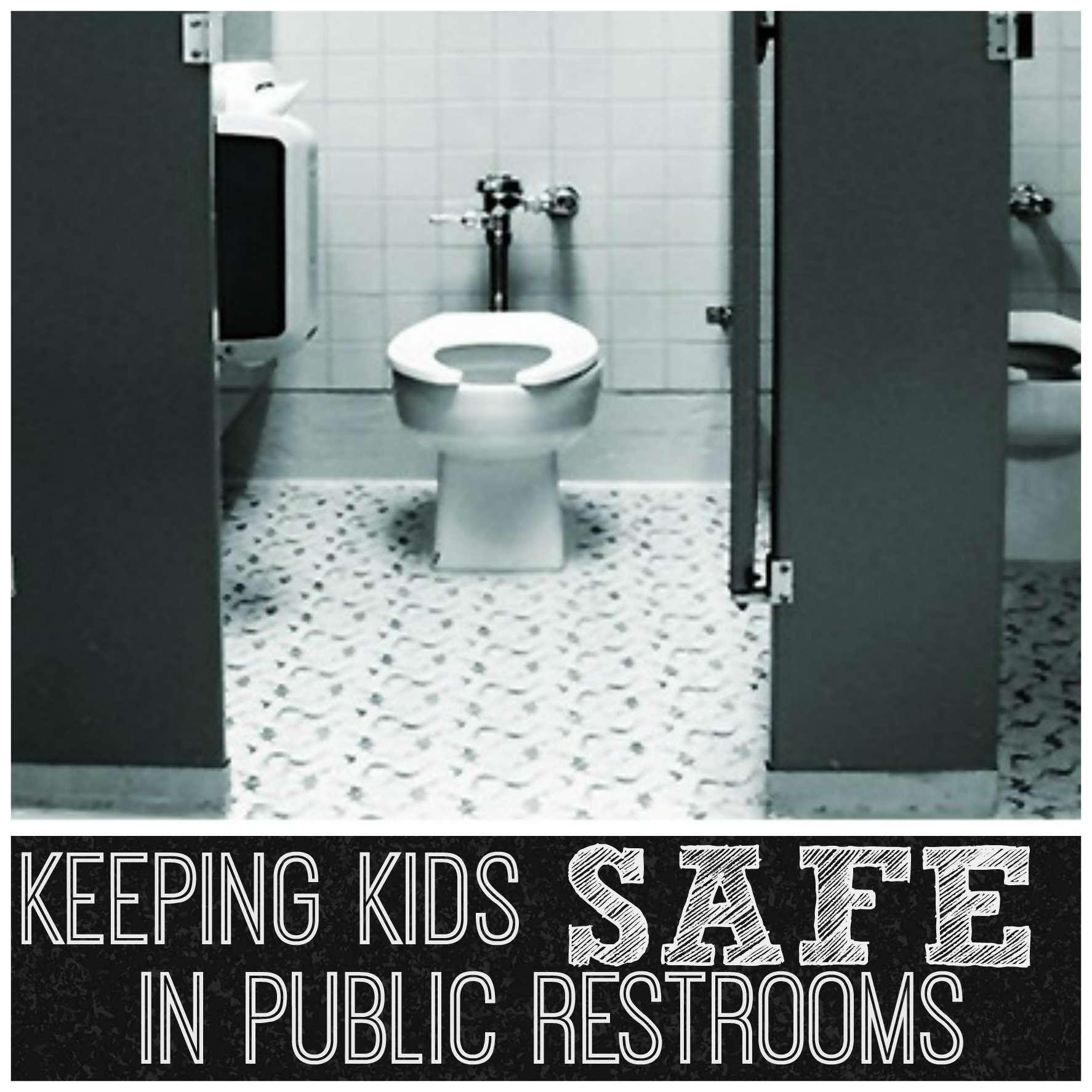 restroom safety