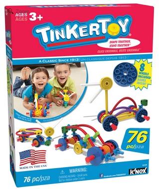 tinkertoy wheels
