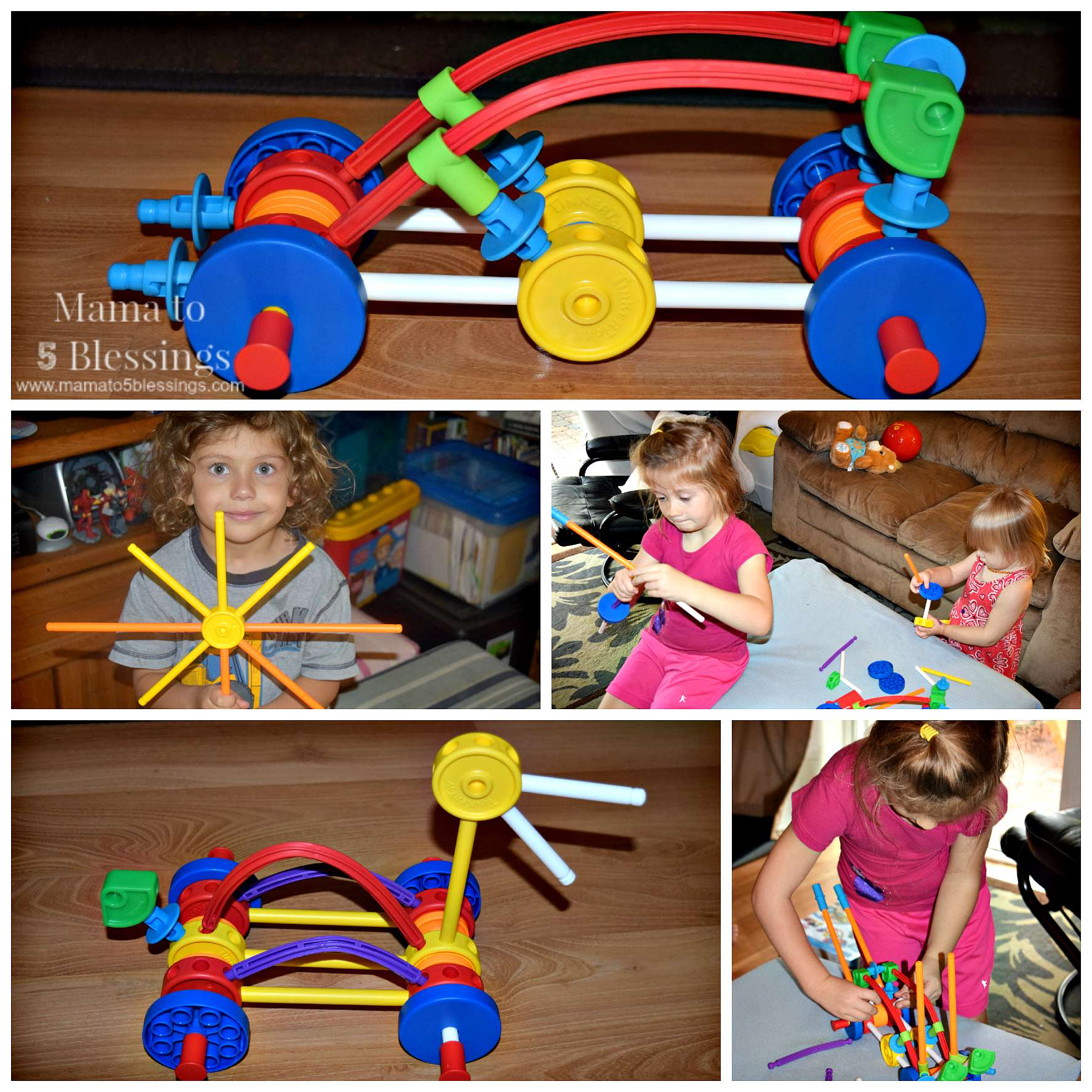 K'nex, Tinkertoy, Toy, Building, Build