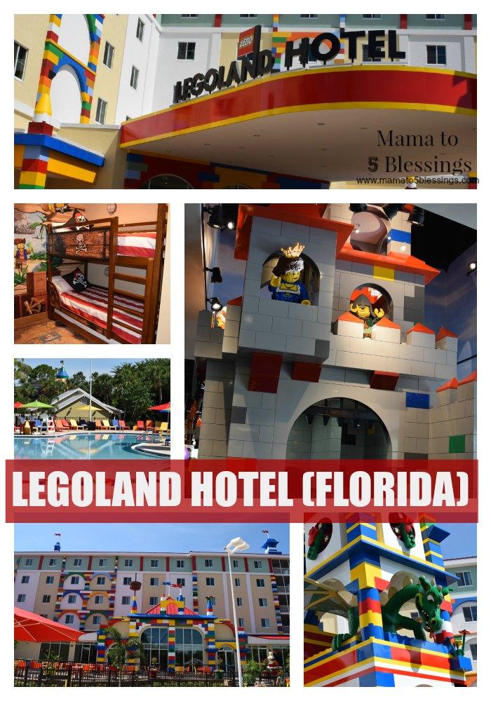 Legoland hotel, Orlando, Florida