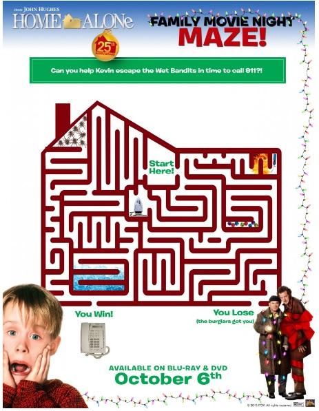 ha maze