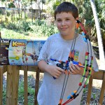 Build & Battle With k'nex KForce Battle Bow Building Set + Giveaway