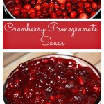 Chick-Fil-A 12 Days of Gatherings Catering With Cranberry Pomegranate Sauce Recipe #CFAcatering