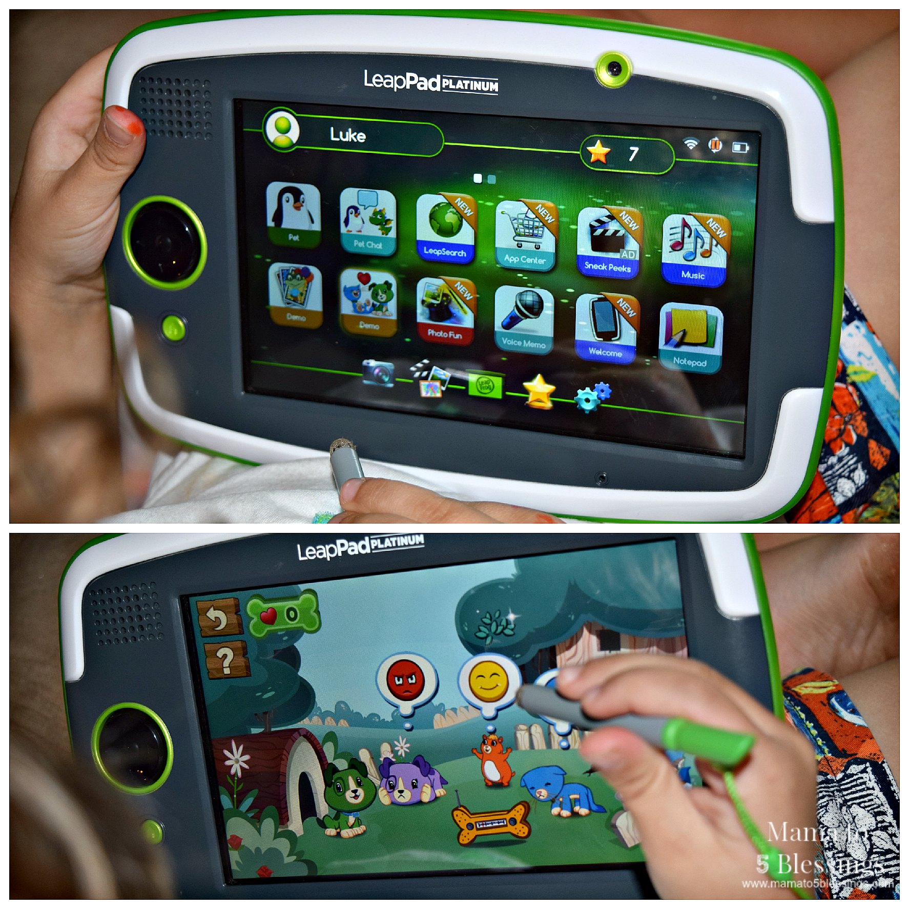 LeapPad Platinum Tablet