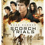 Maze Runners Scorch Trials Movie + Giveaway